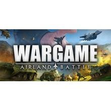 Wargame: AirLand Battle (Steam key) RU CIS