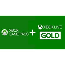 Xbox Game Pass Ultimate 1.5Months + EA XBOX & PC + gift