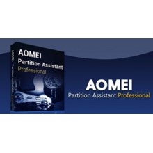 AOMEI Partition Assistant Pro License