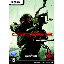 Crysis 3 (Origin key) Russian version