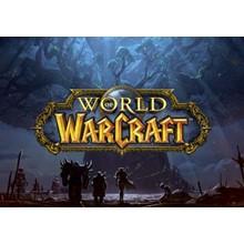 ✔️World of Warcraft 60 days Time EU✔️🔑KEY