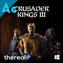💋 CRUSADER KINGS 3 III 🌌 ACTIVATION Microsoft Store ✅
