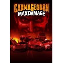 Carmageddon: Max Damage XBOXONE game code