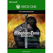 🌍 Kingdom Come: Deliverance XBOX ONE/SERIES X S/KEY 🔑