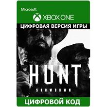 Hunt: Showdown XBOX ONE ключ