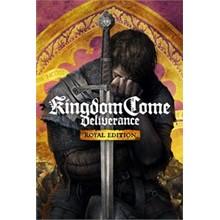 Kingdom Come: Deliverance ROYAL EDITiON XBOX X|S KEY 🔑