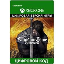 Kingdom Come: Deliverance XBOX ONE ключ