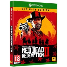 Red Dead Redemption 2: Ultimate Edition Xbox One X/S🔑