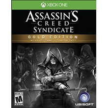 ✅ASSASSIN´S CREED® SYNDICATE GOLD EDITION XBOX🔑KEY