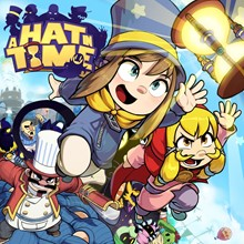 A Hat in Time XBOX ONE / XBOX SERIES X|S [ Code 🔑 ]