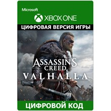 Assassin's Creed Valhalla/XBOX ONE/ SERIES X   S/ KEY🔑
