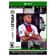 ⭕FIFA 21 CHAMPIONS EDITION One/Series