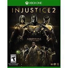 🌍 Injustice 2 - Legendary Edition XBOX ONE/X|S/KEY 🔑