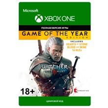 ✅The Witcher 3: Wild Hunt Game of the Year XBOX Key✅