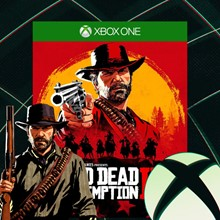 Red Dead Redemption 2 Xbox One & Series X|S KEY🔑