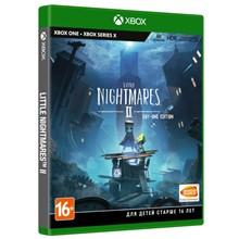 ⭕Little Nightmares II XBOX One/Series
