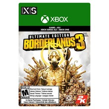 ✅ Borderlands 3: Ultimate Edition XBOX ONE|X|S Key 🔑