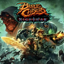 Battle Chasers: Nightwar STEAM KEY RU+CIS