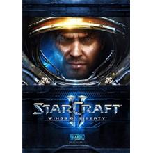 Starcraft 2 II: Wings of Liberty (key Battle.net) РУС