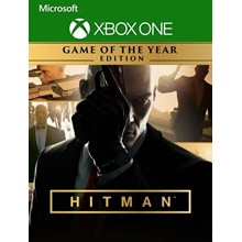 ✅HITMAN: Game of the Year Edition XBOX ONE X S Key✅