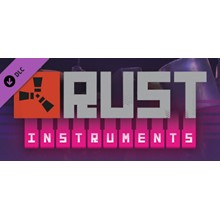 Rust - Instruments Pack | MANY DIFFERENT ITEMS