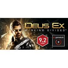 Deus Ex: Mankind Divided + 10 DLC (STEAM KEY / RU/CIS)