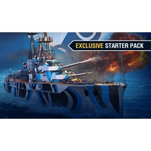 🔥 World of Warships Exclusive Starter Pack 🔥