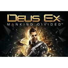 Deus Ex Mankind Divided (Steam) RU/CIS
