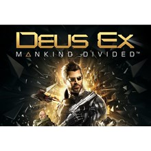 Deus Ex Mankind Divided Deluxe Edition (Steam) RU/CIS