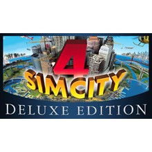 SimCity 4 - Deluxe Edition (STEAM KEY) RU+CIS