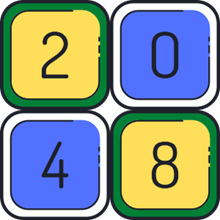 ✅ 2048 Colorful Xbox One & Xbox Series X|S key