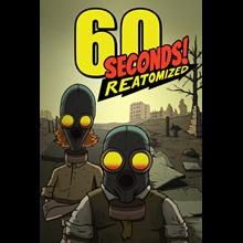 ✅ 60 Seconds! Reatomized Xbox One & Xbox Series X|S key