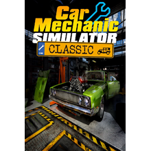 ✅ Car Mechanic Simulator Classic Xbox One|X|S key