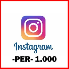 🚀[CHEAP]1000 Instagram Followers PAYMENT BY CARD🎁+100