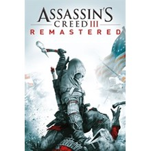 Assassin´s Creed® III Remastered code XBOX ONE🔑