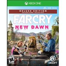 🌍 Far Cry New Dawn - Deluxe Edition XBOX / KEY 🔑