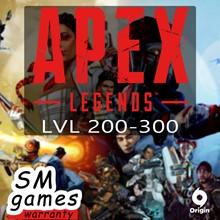 APEX LEGENDS | 200-300 LVL | ONLINE | NO BAN | ORIGIN🔵