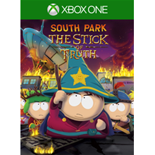 🌍 South Park: The Stick of Truth XBOX/ SERIES X S / 🔑
