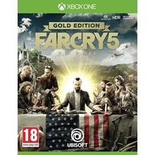 ✅ Far Cry 5 Gold Edition 🏹 XBOX ONE X|S Key 🔑