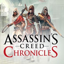 Assassin's Creed Chronicles Trilogy XBOX ONE / X|S 🔑