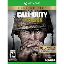 CALL OF DUTY®: WWII - GOLD EDITION XBOX🔑KEY