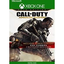 🌍 Call of Duty: Advanced Warfare Gold Edition XBOX 🔑