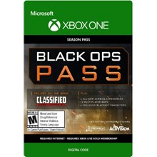 🌍 Call of Duty: Black Ops 4 - Black Ops Pass XBOX / 🔑