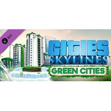 Cities: Skylines - Green Cities DLC STEAM KEY RU+CIS