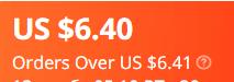 🔥AliExpress 4.90/4.91$ DNV Webmoney ALGERIA/UA/EU/US