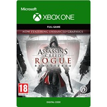 Assassin's Creed Rogue Remastered XBOX / XBOX S|X  🔑