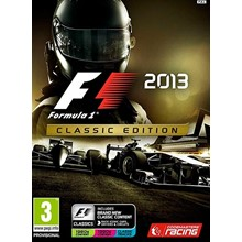 F1 2013 Classic Edition| MULTILANG | GLOBAL ⚙️STEAM 🎁