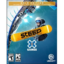✅Steep X Games Gold Edition XBOX ONE X S Key (XBOX) ✅