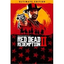 Red Dead Redemption 2:Ultimate Edition🔑XBOX ONE/X|S🌍