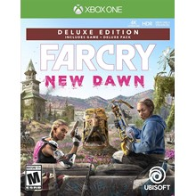 Far Cry New Dawn Deluxe Edition XBOX ONE/ X|S Code  🔑